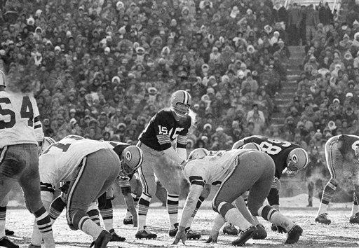 Packers vs Cowboys Football