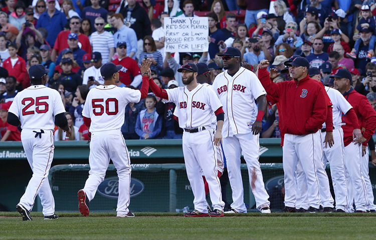 Red Sox trade