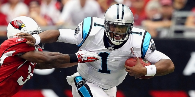 091211-sports-nfl-cam-newton-record-debut