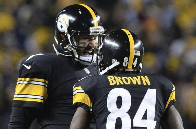 Big-Ben-Antonio-Brown-sidelined-as-Pittsburgh-Steelers-begin-Denver-Broncos-prep