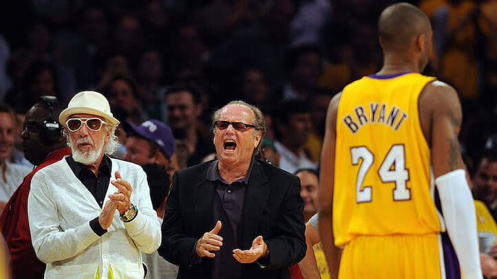Jack-Nicholson-Los-Angeles-Lakers
