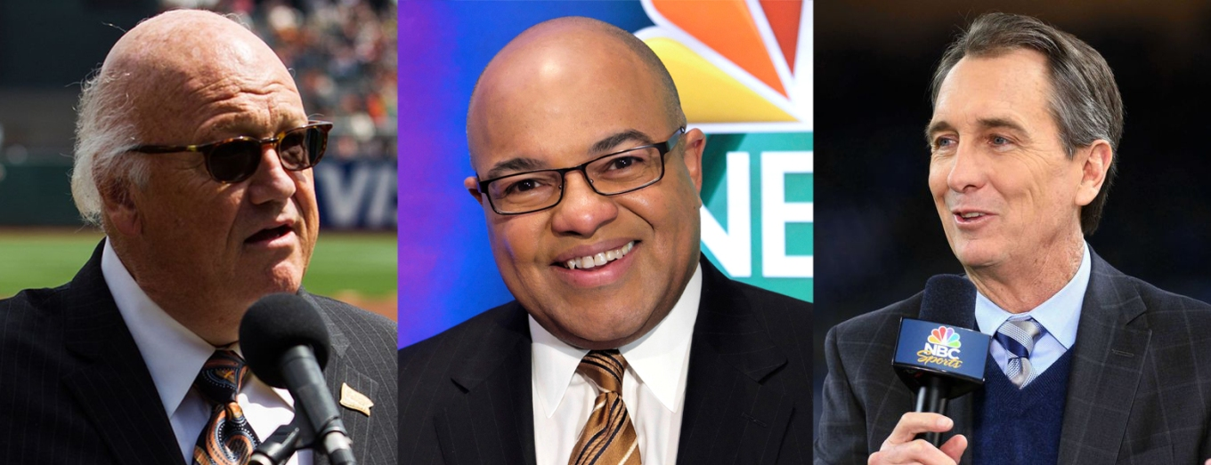 Pick-Six: Best active sports announcers – The Swing of Things