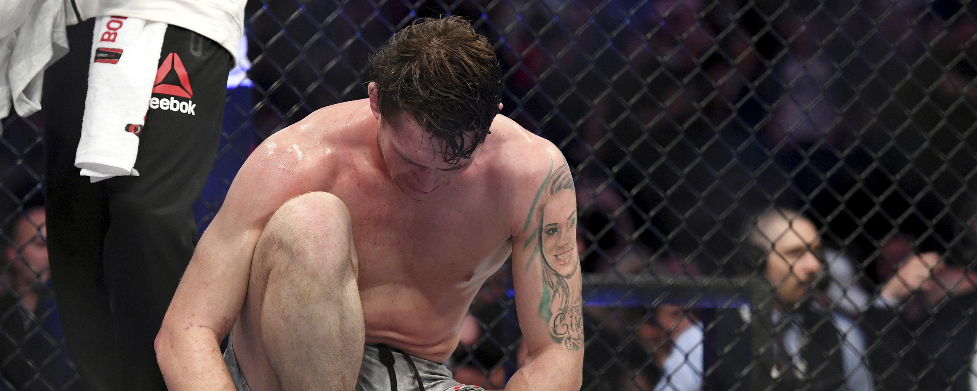 The battle outside of the cage: UFC fighters detail the anxiety they face away from the Octagon