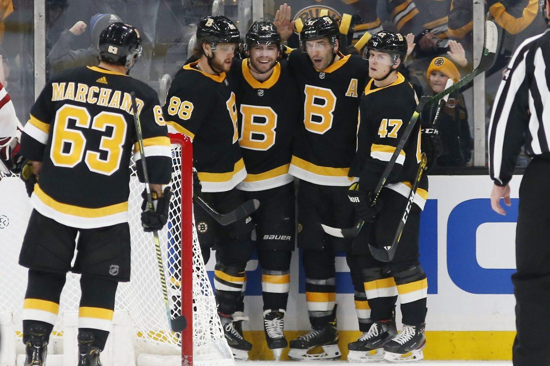 Coyotes Bruins Hockey