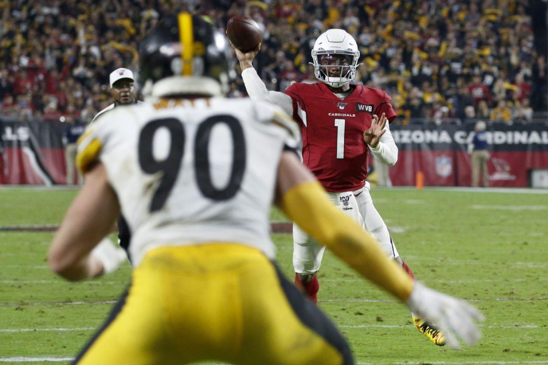 Steelers Cardinals Football
