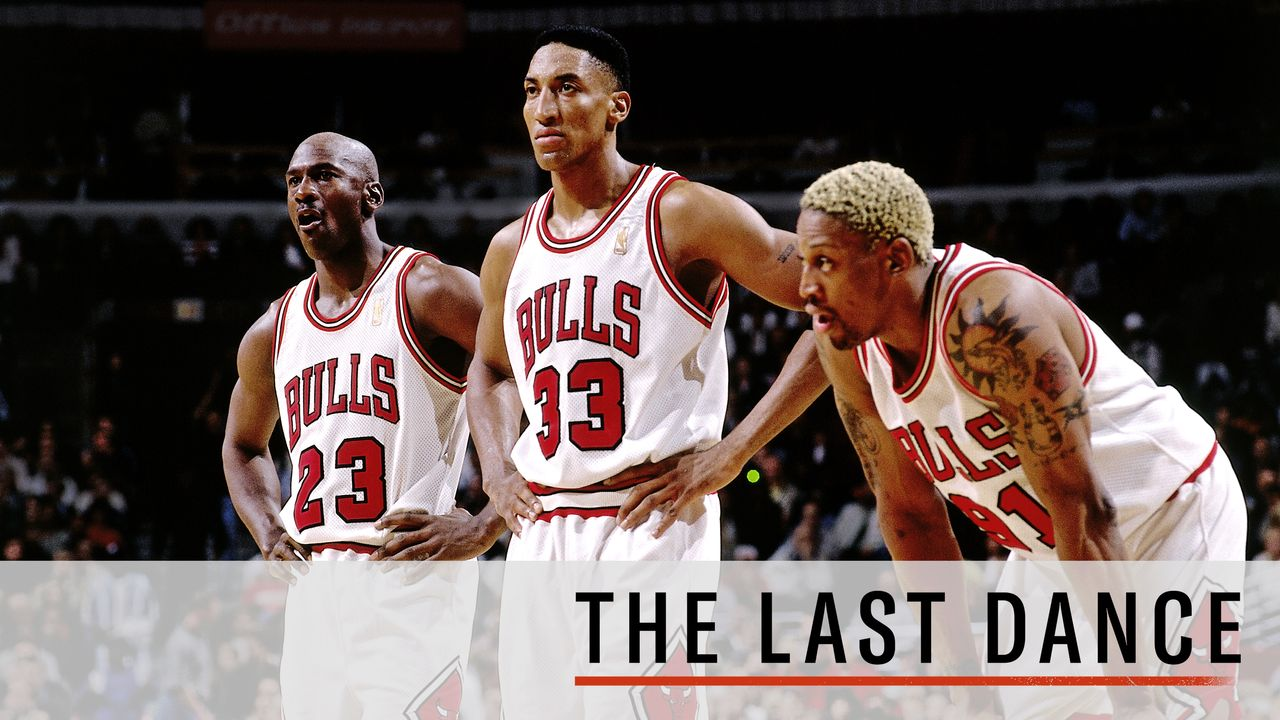 The Last Dance Jordan Pippen Rodman
