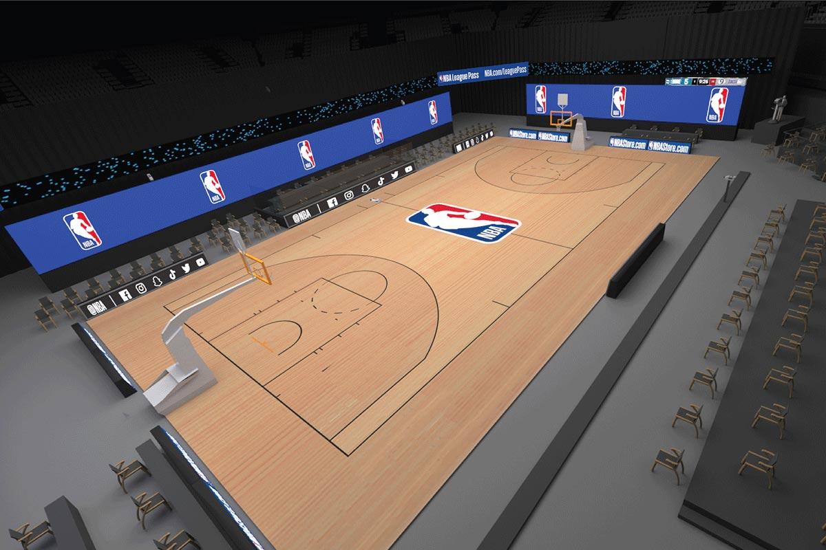 NBA venue