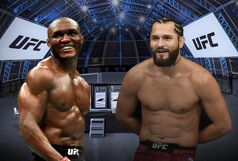 Usman Masvidal UFC 251
