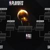 2021 NBA Playoffs: Bracket, first-round schedule, and TV info